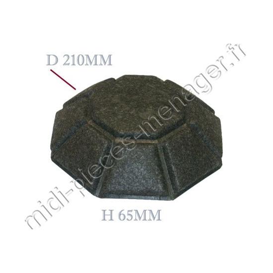 71S7825 - Filtre a charbon pour hotte