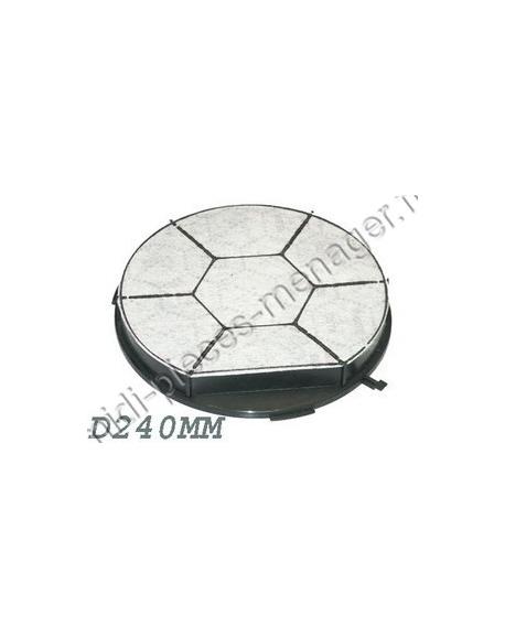 filtre a charbon de hotte type 28 arthur martin 5026816200