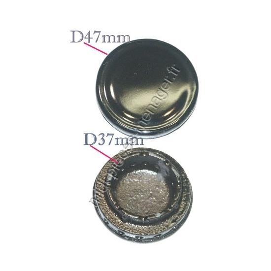 93531440 - Chapeau bruleur diametre 47 rosieres