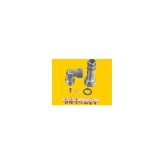 jeu d'injecteur gaz naturel brandt 71X2849