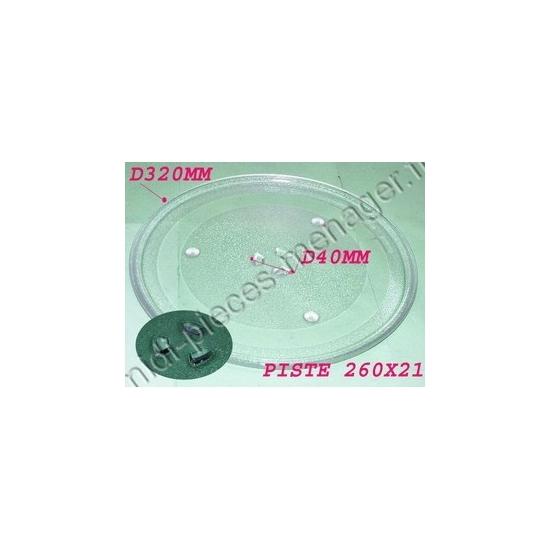 plateau de micro ondes samsung diam. 32 7420015B