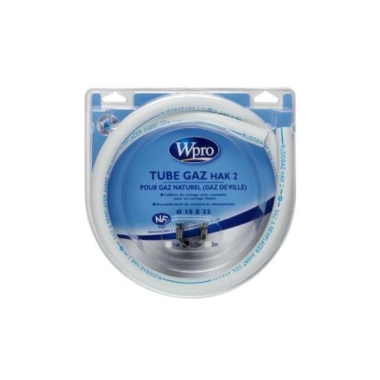 tuyau gaz naturel durée 5ans caoutchouc 1.5metre TNC159 481981729003
