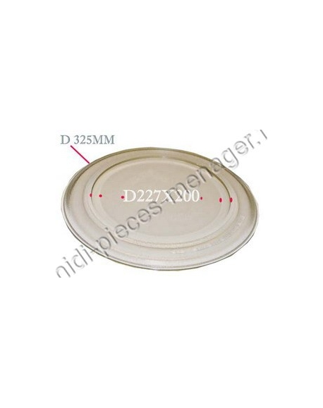 plateau micro ondes whirlpool 481946678186