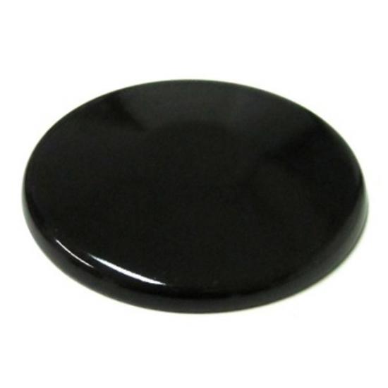 chapeau bruleur tripla couronne interieur plaque gazinière ariston indesit C00053175