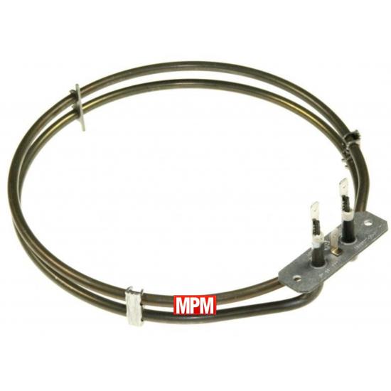 resistance chaleur tournante 2000W 230V CANDY 49015755