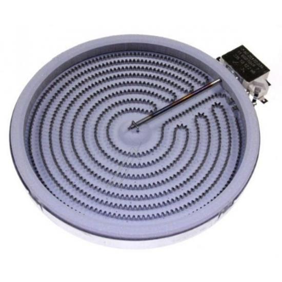 3051718256 - élément chauffant 210mm 2500W plaque electrolux aeg