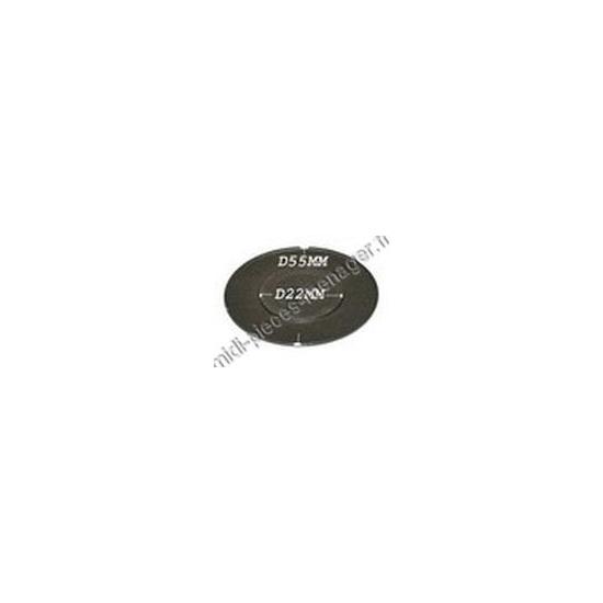 482000026826 - Chapeau de bruleur diametre 21 Plaque cuisson Whirlpool Ariston
