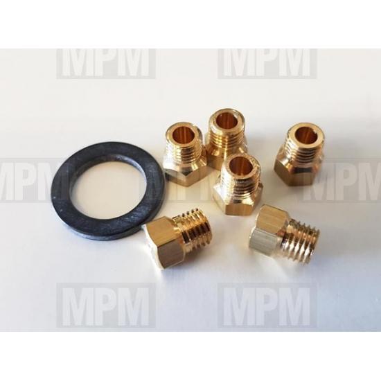 C00313659 - Kit injecteurs G30-29mbar cuisinière/four Ariston Whirlpool