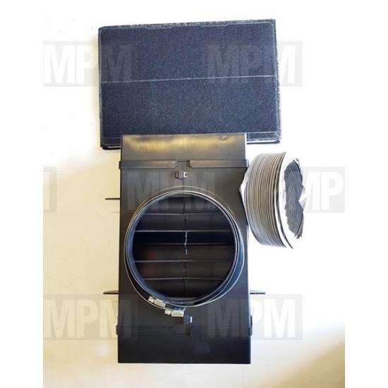 00707134 - Kit de recyclage pour Hottes BOSCH