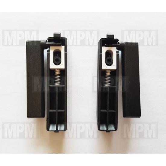 74X9095 - Kit fixation visière hotte Brandt