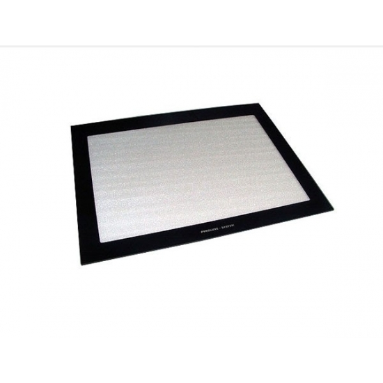 3872543099 - Vitre verre imprimé intérieur 504x392 Four Electrolux