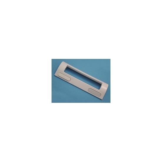 poignee de porte refrigerateur courbe blanche universelle 645006