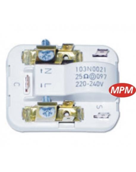 relais danfoss origine 1/10>1/4CV 103N0021