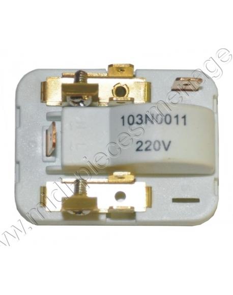 relais danfoss 1/10>1/4CV 103N0011