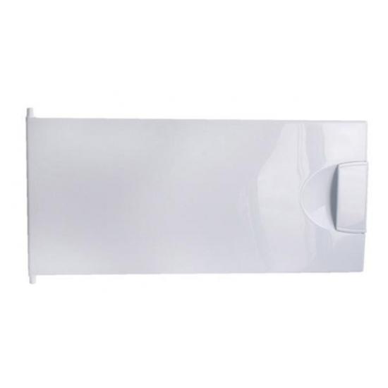 portillon evaporateur complet freezer refrigerateur congelateur whirlpool 481244078987 481244069338