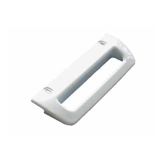 poignee blanche pour porte de refrigerateur electrolux 2236231011