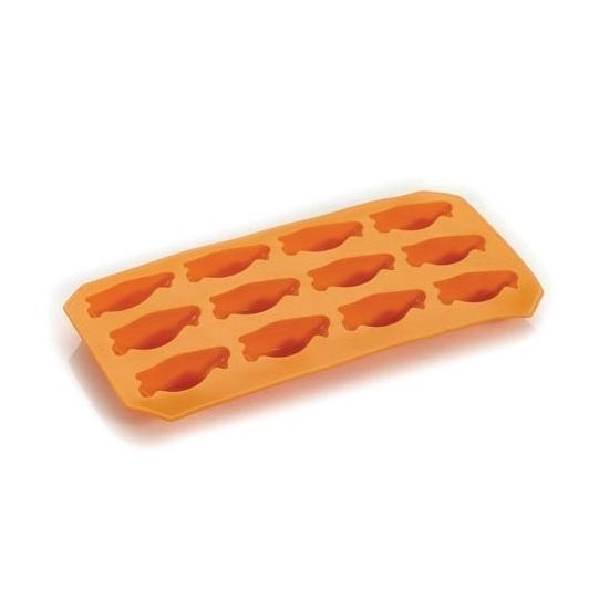 Bac a glaçons orange forme pingouin electrolux 50290938005