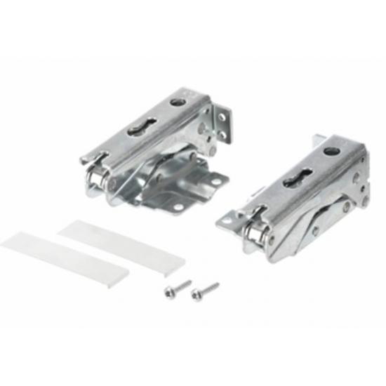 kit de 2 charnières porte refrigerateur congelateur bosch siemens 00481147
