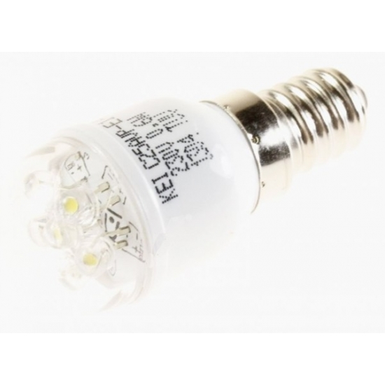 lampe led C25 E14/2 230V 0.6W refrigerateur congelateur whirlpool 481010456788