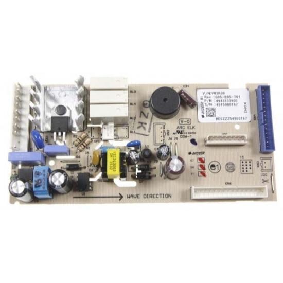 4943833900 - module de puissance refrigerateur congelateur beko