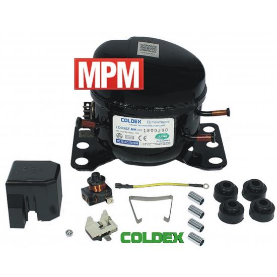 LD030Z - compresseur refrigerateur COLDEX R134 - 1/10