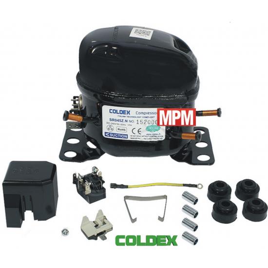 SR045Z - compresseur refrigerateur COLDEX R134A - 1/8