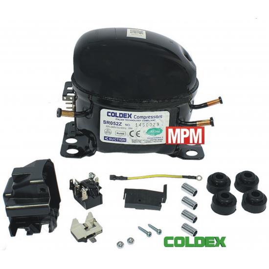 SR052Z - compresseur refrigerateur COLDEX R134A - 1/7