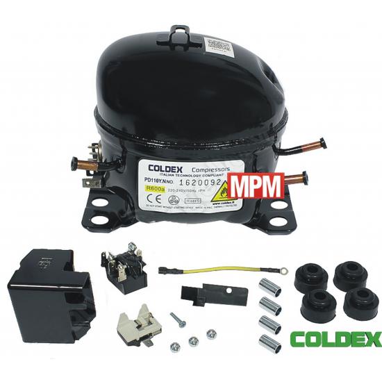 PD110Y.N - compresseur refrigerateur COLDEX R600A - 1/5