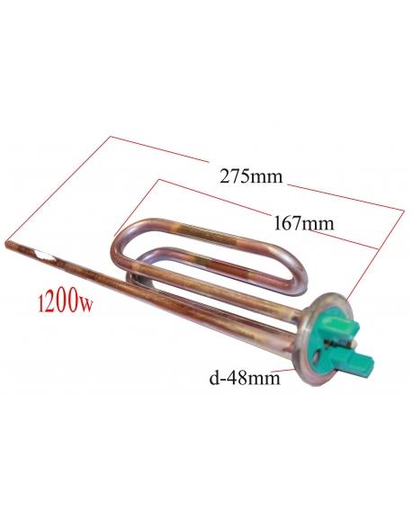 resistance chauffe eau 1200W monophasé