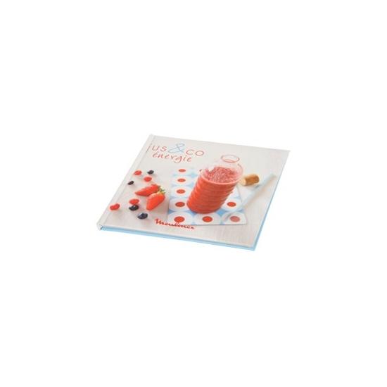 livres de recettes jus et co moulinex XR320000