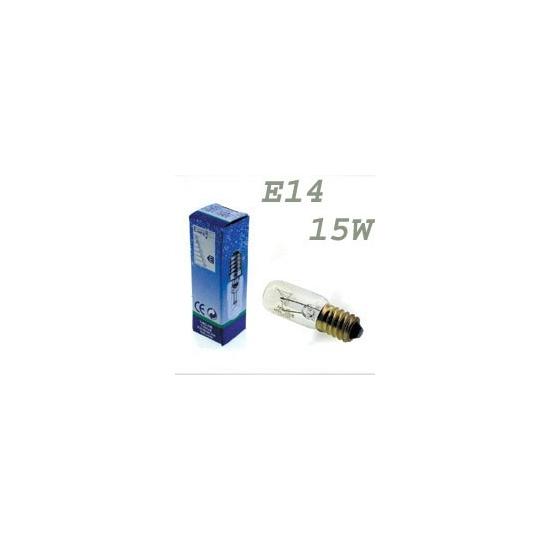 ampoule de refrigerateur E14 15W
