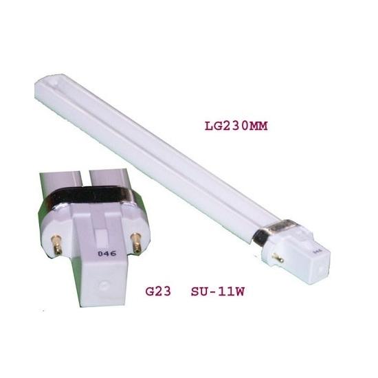 lampe néon pour hotte à 2 broches 230V 11W G23