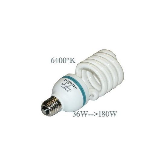 lampe Fluocompacte E27 36W SPIRALE 6400°K
