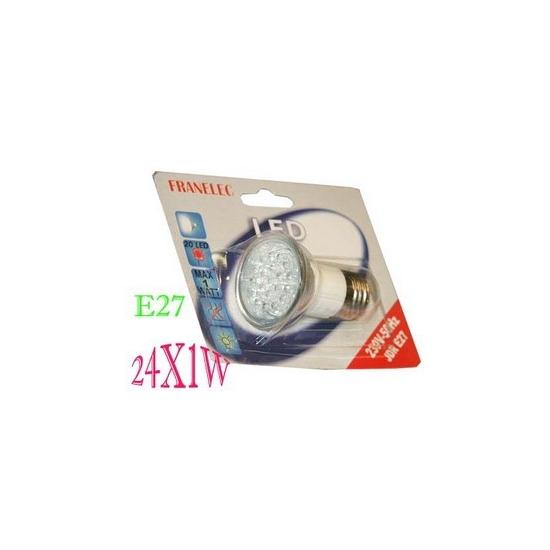 ampoule led E27 1W 24Lm