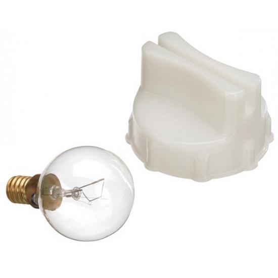 ampoule de four avec outil de demontage bosch siemens 00613655