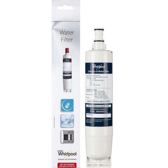 SBS200 - Filtre à eau interne Whirlpool - 484000008726