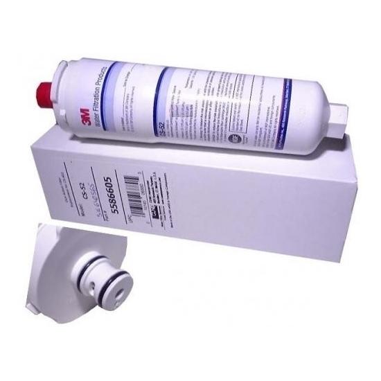 BWF100 - Filtre à eau interne adaptable Bosch - WPRO 484000000203