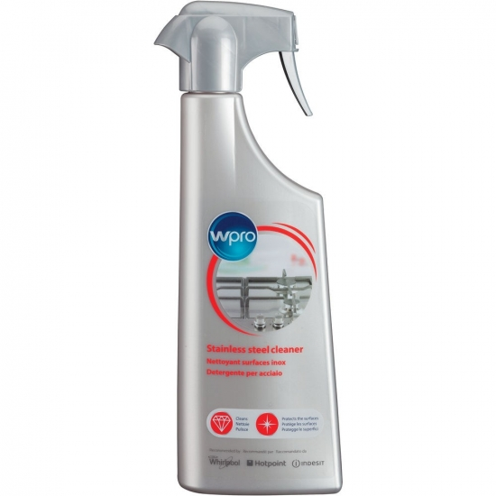 SSC212 - Spray nettoyant surfaces inox - WPRO 484000008423