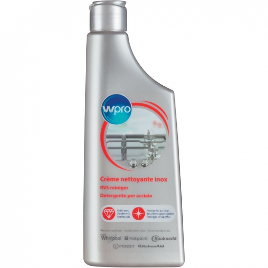 IXC015 - Crème nettoyante surfaces inox - WPRO 484000008501