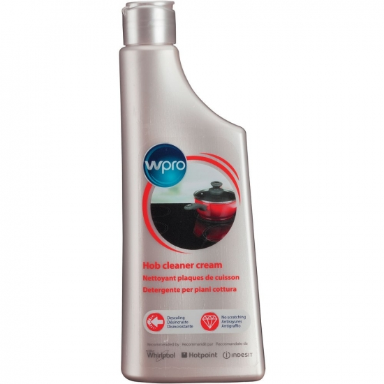 VTC101 - Crème nettoyante plaque vitrocéramique - WPRO 484000008420
