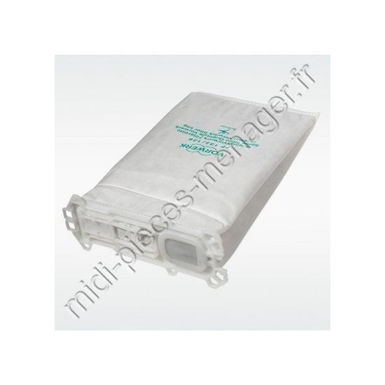 sac filtre standard aspirateur vorwerk kobold vk135 vk136 3720