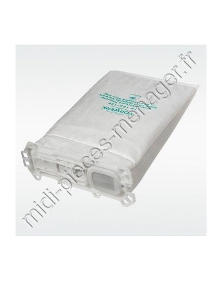 sac filtre standard aspirtaeur vorwerk kobold vk135 vk136 3720