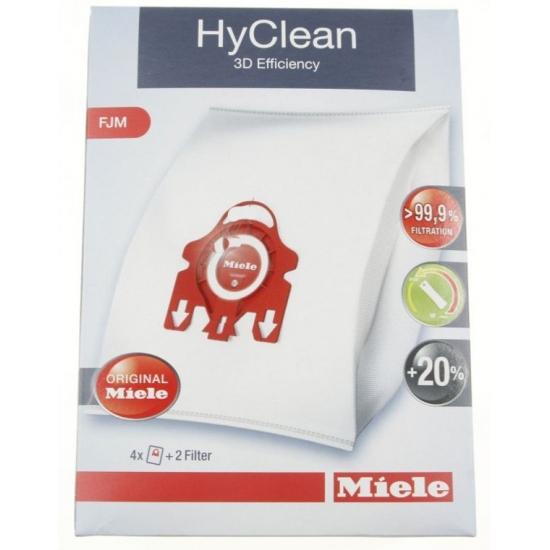 sac aspirateur type fjm hyclean 3d aspirateur miele 9917710