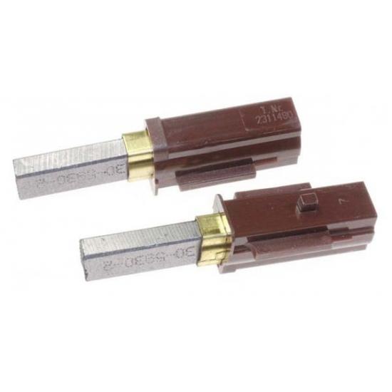 kit 2 charbons aspirateur miele 2830480 2311480