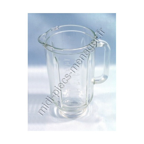 KW696794 - bol blender nu verre kenwood at338