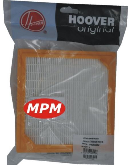 filtre hepa T70 sortie H pour aspirateur hoover 04365062