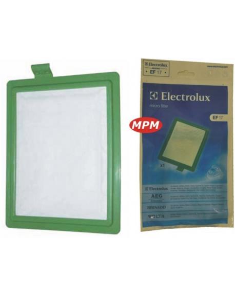 filtre pour aspirateur electrolux ef17