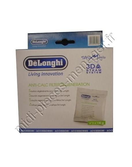 solution regenerante pour filtre delonghi 5528111100