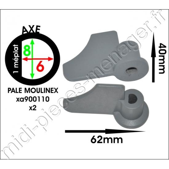 2 pales machine a pain homebread baguette&XXL XA900110