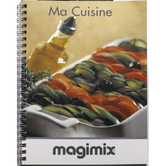 livre de recette magimix 402381 19088